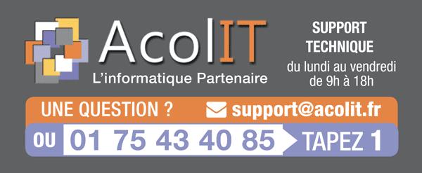 support informatique - AcolIT